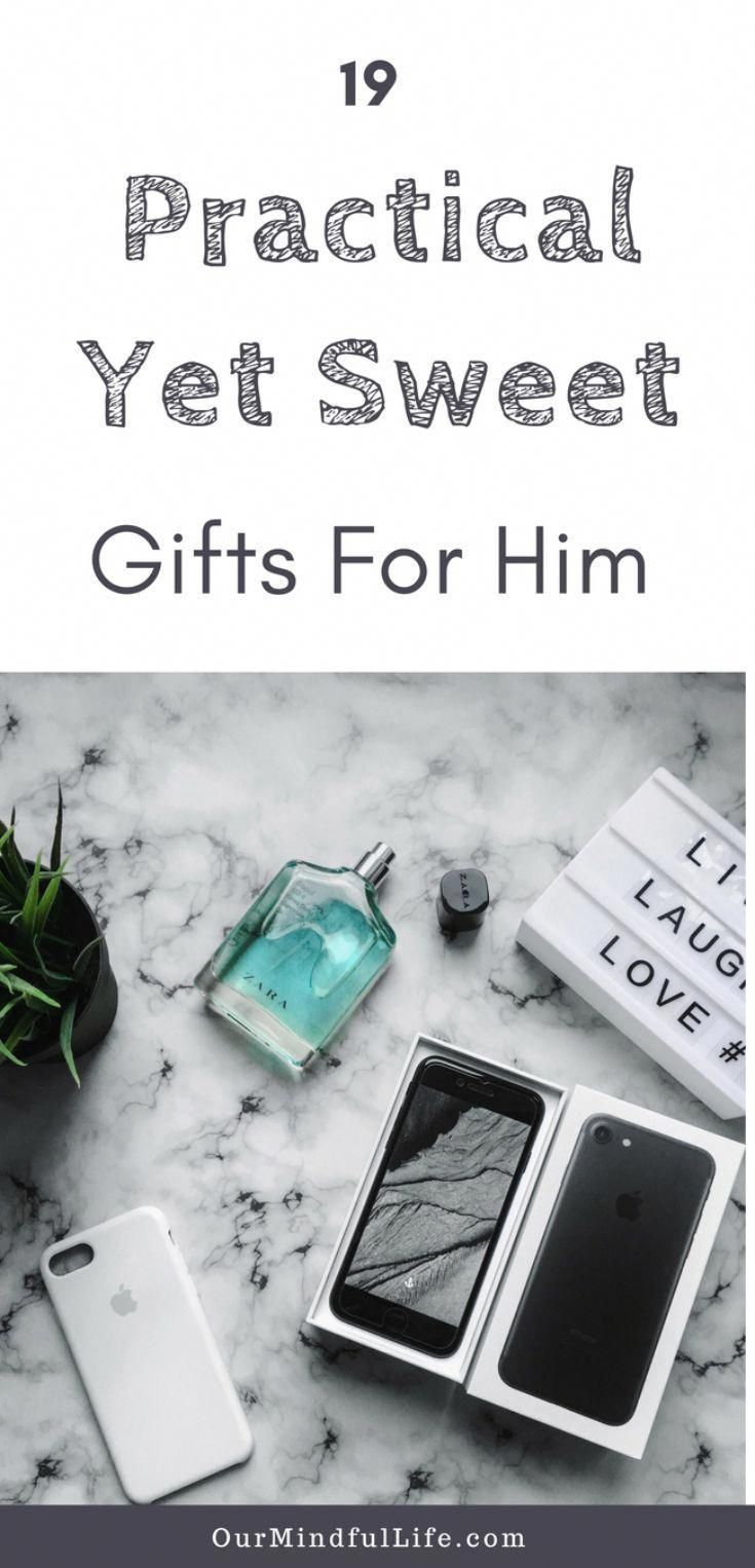 OurMindfulLife Practical Gifts For Men Him Ideas Boyfriend Birthday