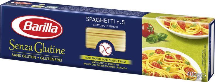 Barilla Nudeln Spaghetti glutenfrei