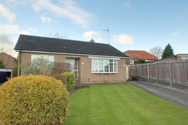 Harrogate Property News - 2 bed detached bungalow for sale Sutton Grange Close, Harrogate HG3