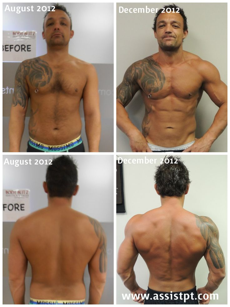 Our National Finalist 2013 Metabolic Precision Transformation Challenge - Mick's 4 month transformation http://www.assistpt.com/testimonial/mick