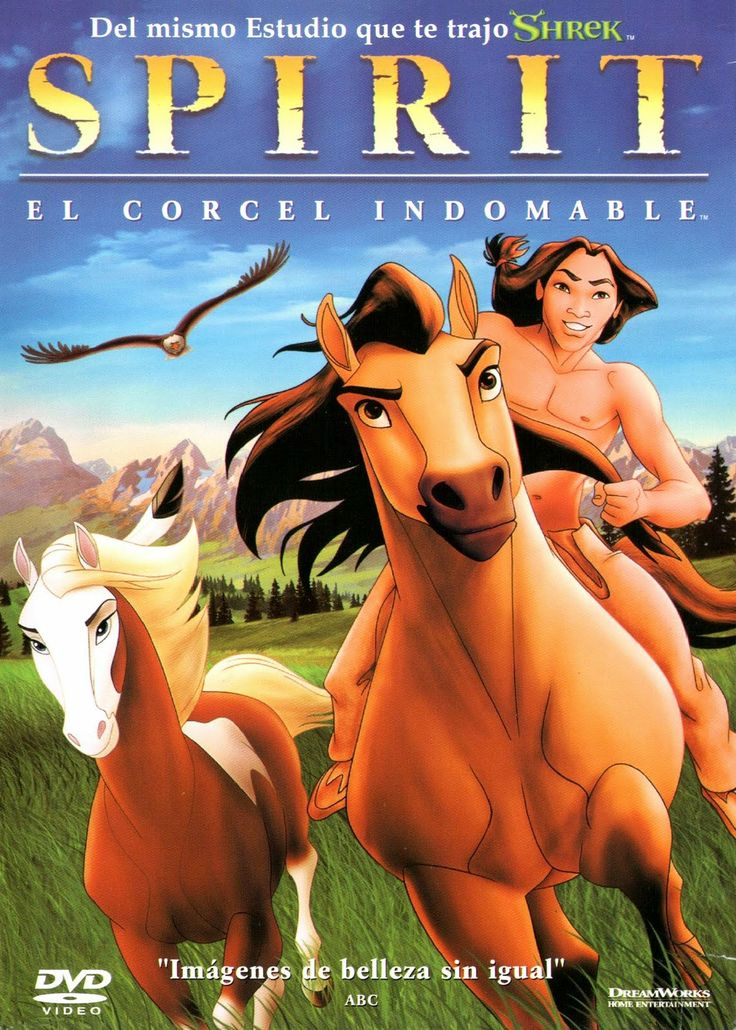Spirit Stallion Of The Cimarron A 241 O 2002 Aventuras