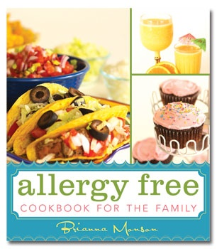 36 best allergy recipe cook books images on pinterest food allergy free cookbook for the family by brianna monson forumfinder Image collections