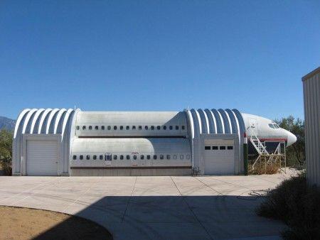 SteelMaster Blog - Update: Custom steel home in Arizona takes flight