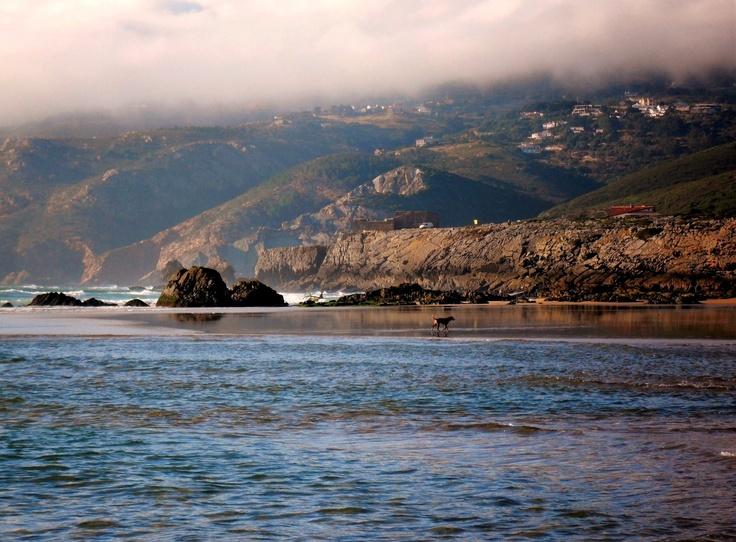 Praia do Guincho - Cascais - Portugal   por Abatista-Livros Livros