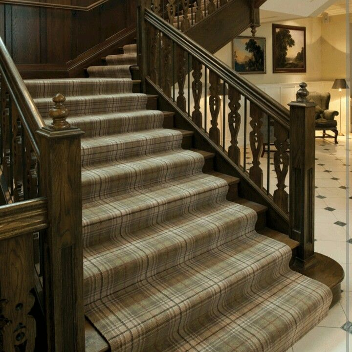 Ulster Carpets, Country House Collection. www.christysfloorcoverings.com Wool Stairs Carpets
