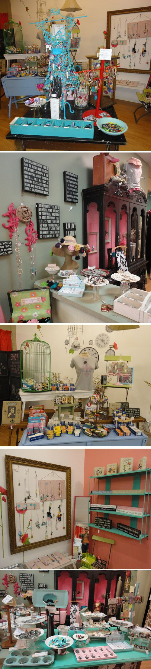 karla's place in holland michigan store display ideas