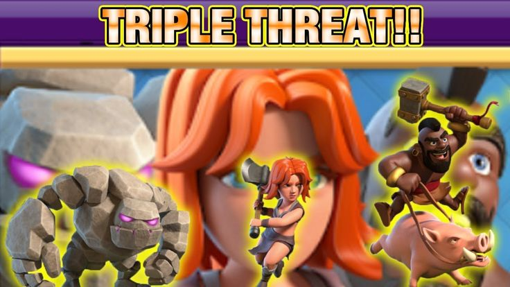 TRIPLE THREAT EVENT! | BEST TH9 ATTACK STRATEGY WITH GOVAHO | Clash Of C...