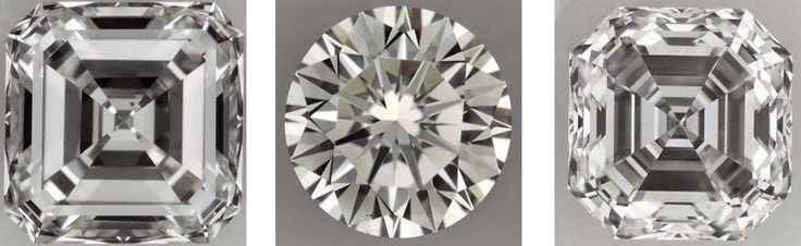 VS2 diamond clarity VS1 diamond clarity: As you can see no inclusions are visible even in a 40X magnifying pictures