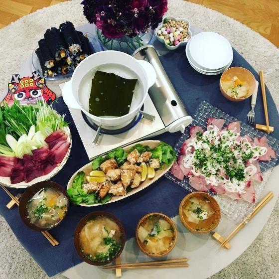【画像あり】元AKBの篠田麻里子の手料理が凄い件wwwwwwww