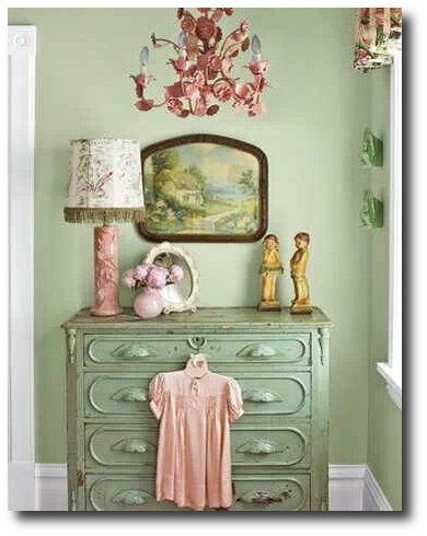Pale Green Home Accessories