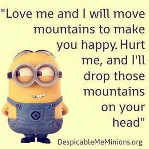 funny minion pictures with quotes - - Yahoo Image Search Results
