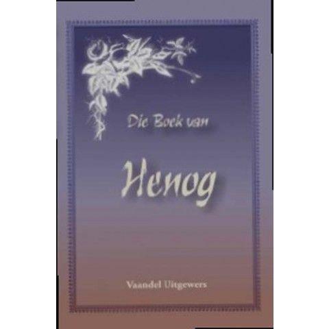 Boek Van Henog Apokriewe (Sagteband)