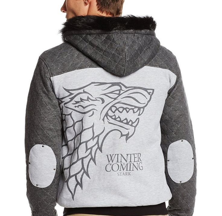 Winter is Coming Game of Thrones Hoodie