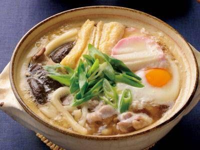 土井 善晴 さんのゆでうどんを使った「鍋焼きうどん」。うどんと具、うどんだしを土鍋に合わせて火をかけるだけででき上がり!夜食にもピッタリです。 NHK「きょうの料理」で放送された料理レシピや献立が満載。