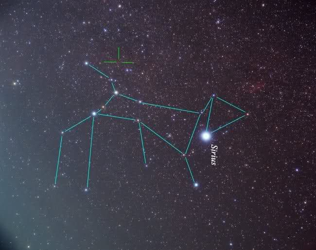 vy canis majoris location - | universe | Pinterest | Search  vy canis majori...