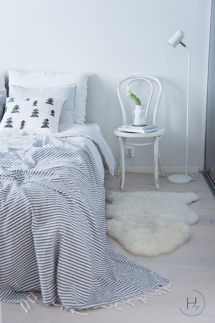 Heinässä heiluvassa: Makuuhuoneen kolme erilaista ilmettä
