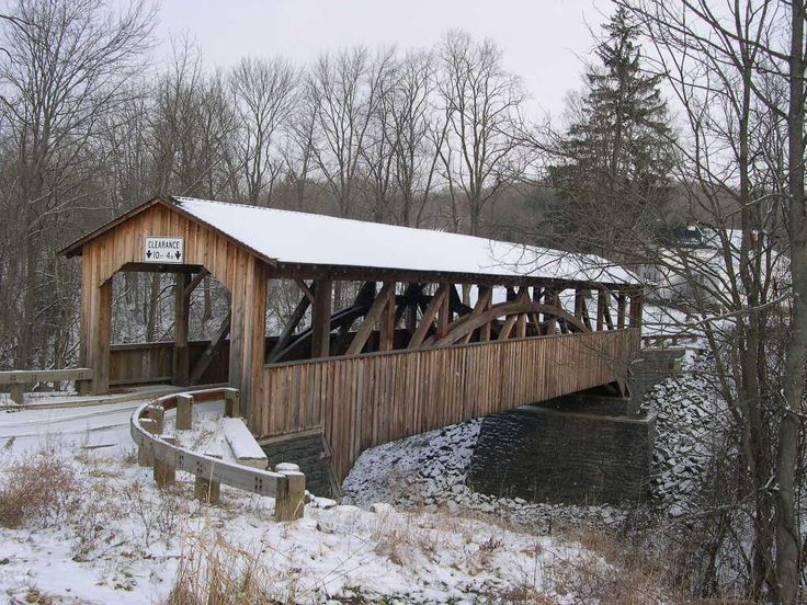 Covered bridges are a big part of history and they are disappearing fast. Description from pinterest.com. I searched for this on bing.com/images