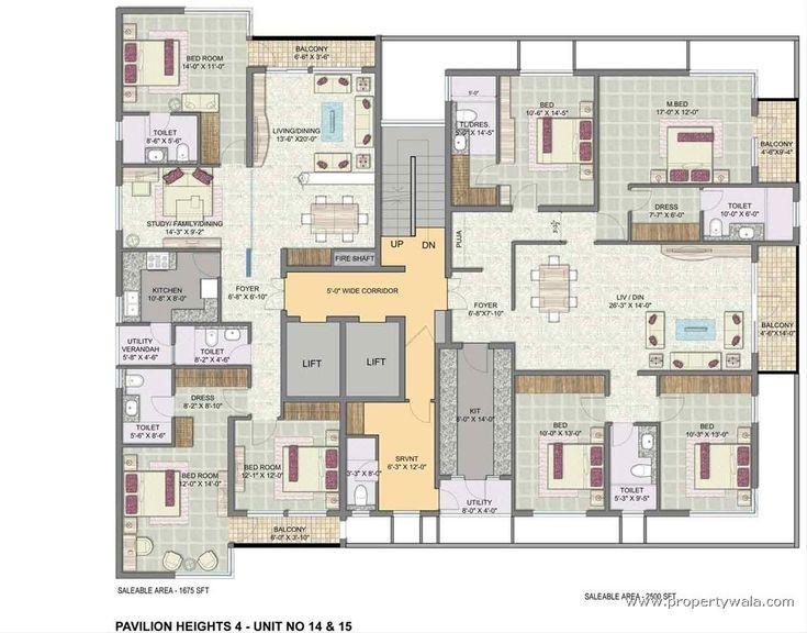 Home Building Plans Build Your Home F563 4 Plex Building Plans 4 ...
