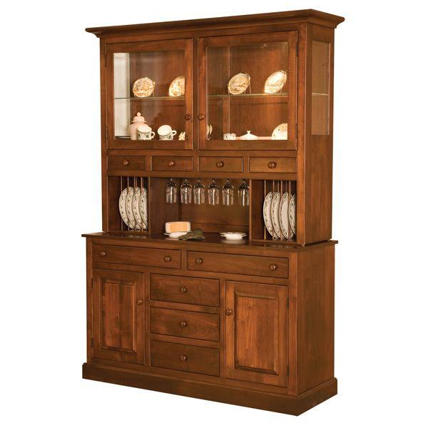 Mitchell Hutch   Amish Hutches, Amish Furniture   Shipshewana Furniture Co.