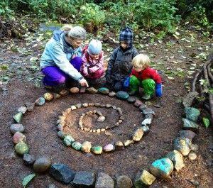 Waldkindergarten – Ein besserer Weg, um unsere kleinen Kinder zu unterrichten? großartiger Artikel