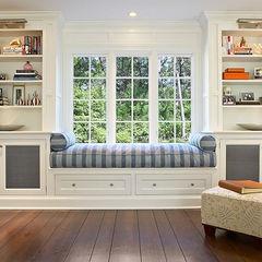 master bedroom built ins; Kitchens & Baths, Linda Burkhardt