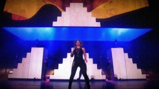 Beyonce Illuminati Pyramid Ritual at NWO Global Goals Concert Exposed!