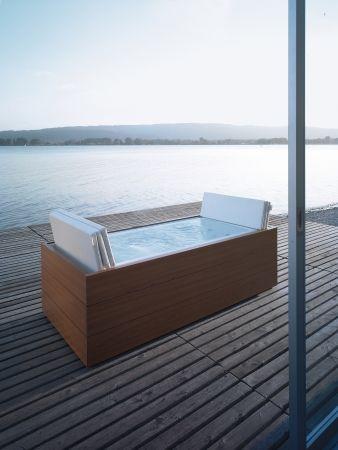 Duravit - Bathroom design series: Sundeck - bath tubs from Duravit.