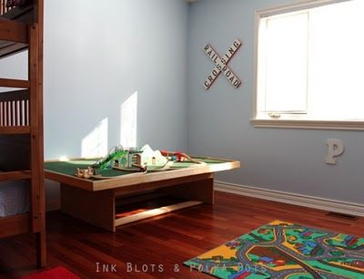 Train Themed Bedroom Ideas