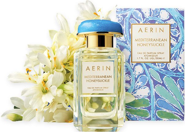 Aerin Beauty Mediterranean Honeysuckle (2016) {Perfume Review & Musings} http://www.mimifroufrou.com/scentedsalamander/2016/06/aerin_mediterranean_honeysuckle.html