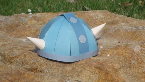 Dein Wickie-Helm | Rechte: kika