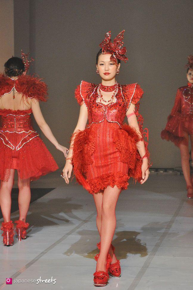 Bunka Fashion College Student W Pink Boots 6 Dokidoki: 24 Best Fantasy Looks Images On Pinterest