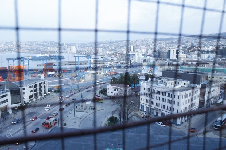 tras las rejas / Valparaiso