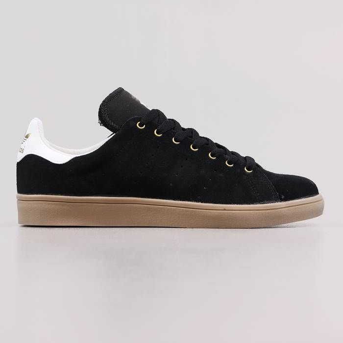 adidas stan smith vulc shoes core black ftwr white gum adidas superstar white black
