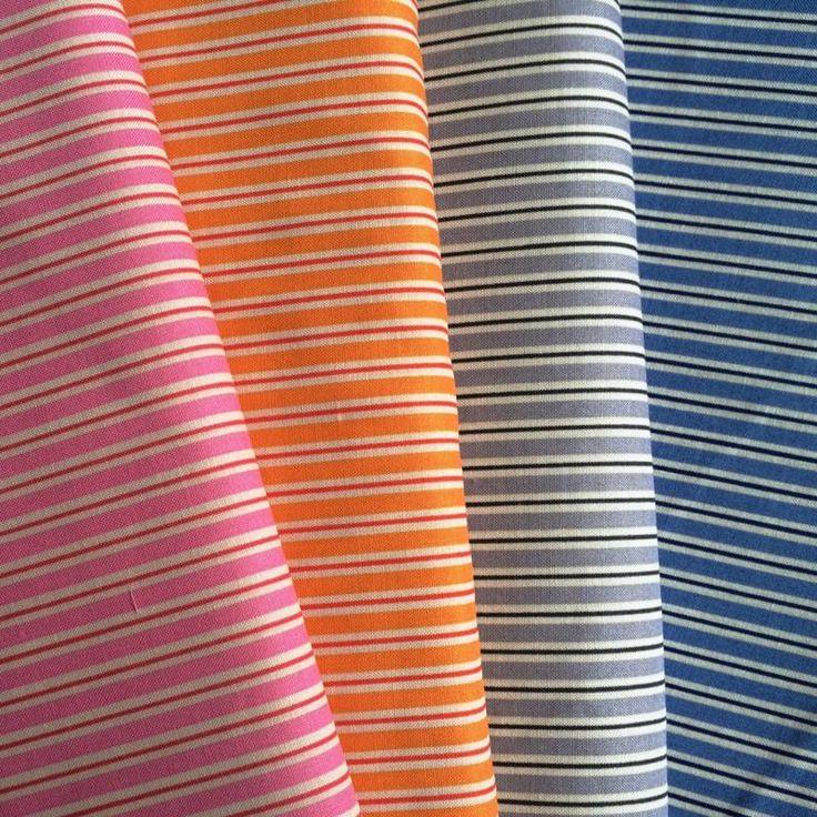Terra Australis 2 by emma jean jansen  Stripes in 4 colour ways