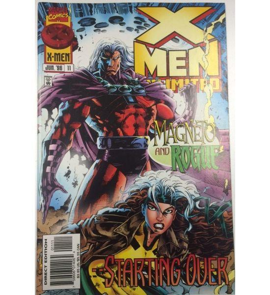 For Sale - X Men Unlimited 11 - 1996 - See listing for more info. #Xmen #MarvelComics #Comicsforsale #Marvel