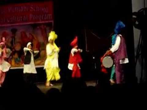Traditional Bhangra Part 1 - #AmericanIndianWedding