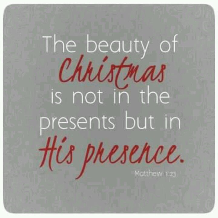 The REAL reason for the season!!! I love this: