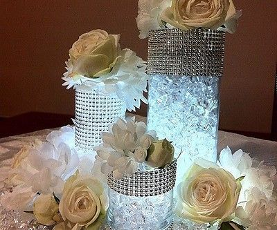 Bling Centerpiece Set - Wedding - Events