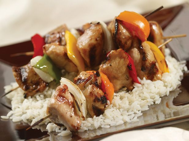 Tonight???s Easy Dinner Idea: Healthy Chicken Kebabs Yet another way to make