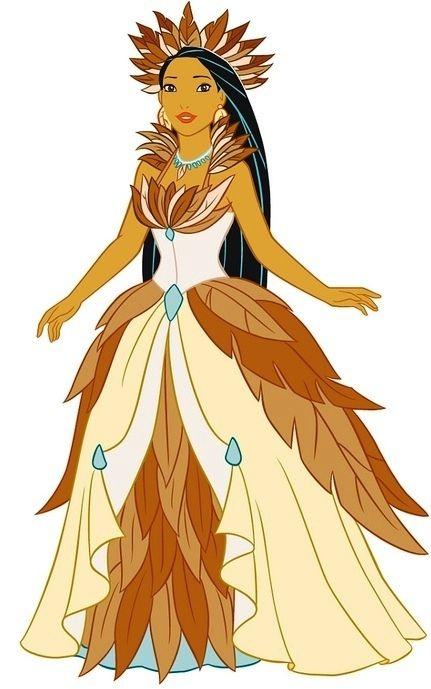 Sexy Disney Princess Pocahontas   m