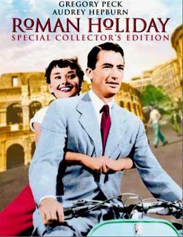 Roman Holiday with Audrey Hepburn & Gregory Peck - HomeVideos.com