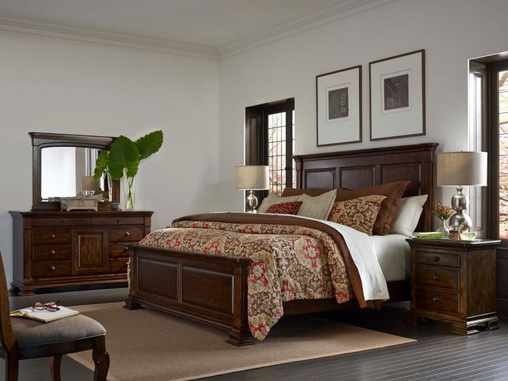 Portolone Queen Bedroom Group By Kincaid Furniture