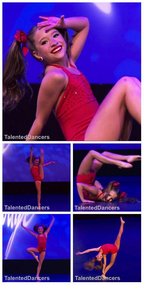 #ZieglerMackenzie dance moms S5E23 Kenzie beats Maddie!