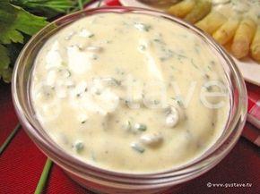 Sauce tartare légère
