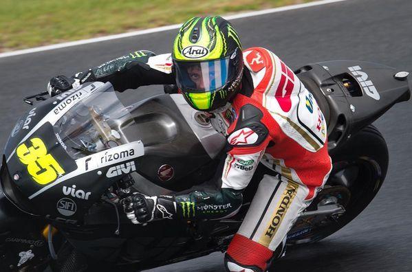 Moto GP - Cal Crutchlow