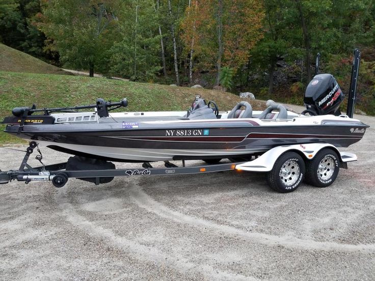 2014 Bass Cat Boats Cougar FTD
