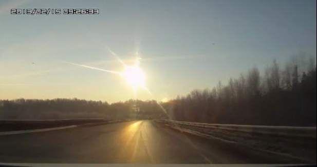 El meteorito de Cheliabinsk surgió de una violenta colisión en el cinturón de asteroides - 20minutos.es