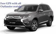 Blue Car - Recommended Iceland Car Rental