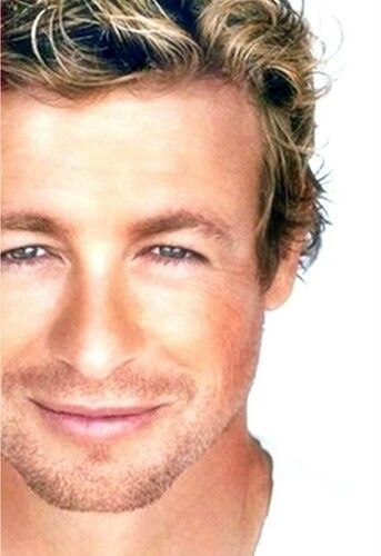 Simon Baker, Australian actor.....can u say ....Helllllllo........