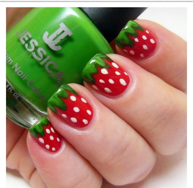Mejores 45 imágenes de Uñas en Pinterest | La uña, Maquillaje y ...